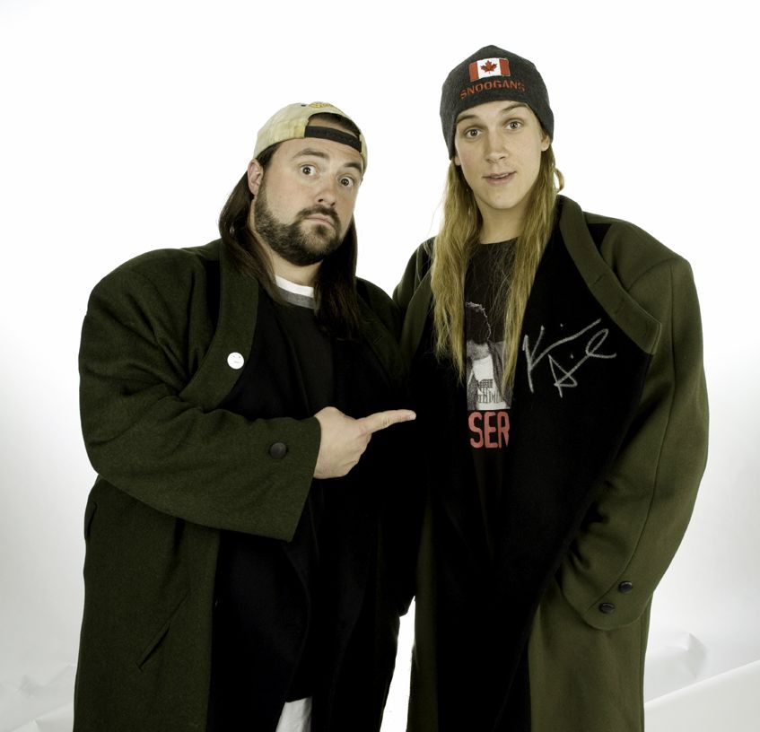 Cop Out Kevin Smith: Filmmaker Kevin Smith Ejected From Southwest Flight For