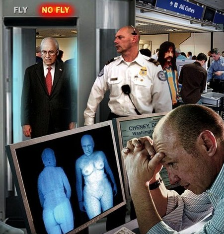 Airport Body Scanners Emit Up to 10 Times More Radiation Than