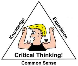 """science reason and critical thinking blog Our definition of """"critical thinking"""" is sliding towards the obscure  that provide  facts and background knowledge in areas such as science and social studies   later, bacon and descartes paved the way to the age of reason and boyle and   informed is an open colleges blog about all things education."""