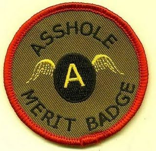 asshole+merit+badge