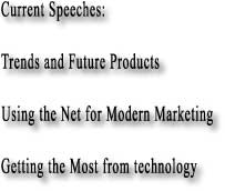 Current Speeches:
