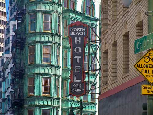 Pic Of The Day North Beach Hotel